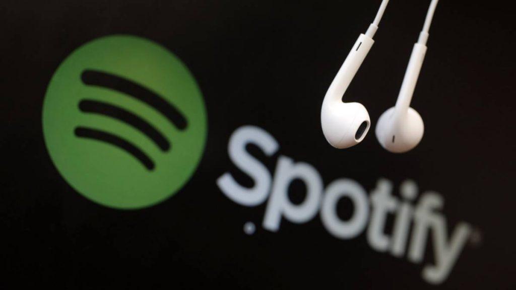 Spotify ofrece una gran cantidad de títulos al instante