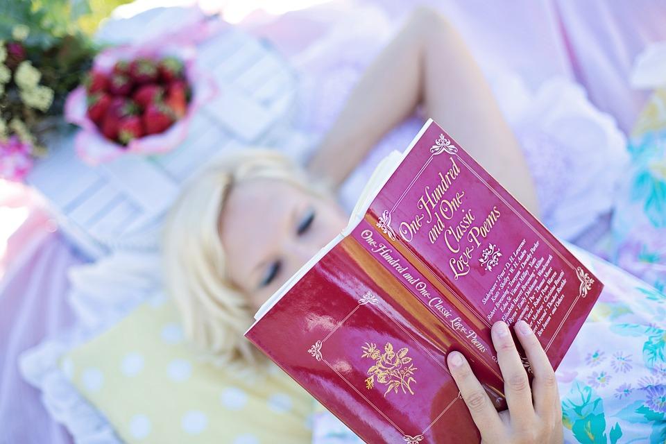 lectura de un libro