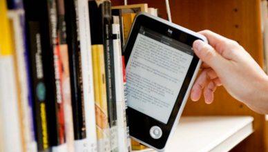 ventajas de leer en E-books