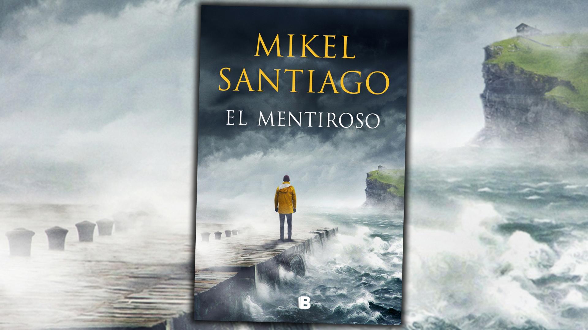 MIKEL SANTIAGO-EL MENTIROSO