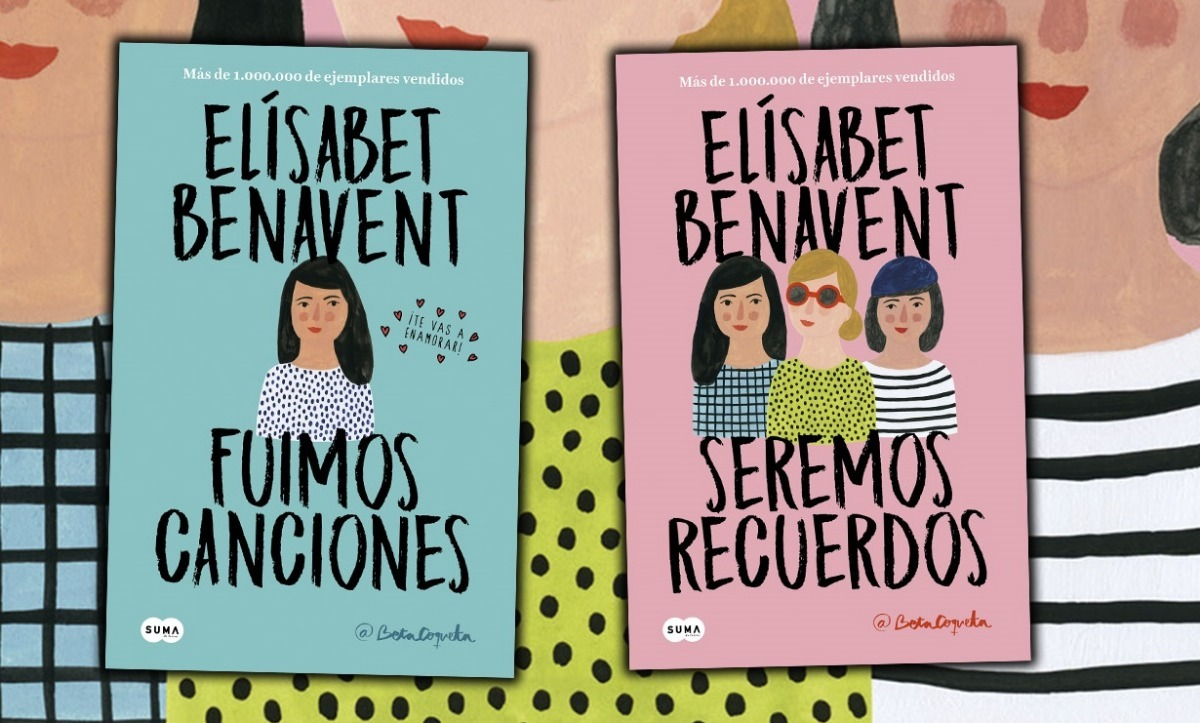 ELISABET BENAVENT CANCIONES Y RECUERDOS