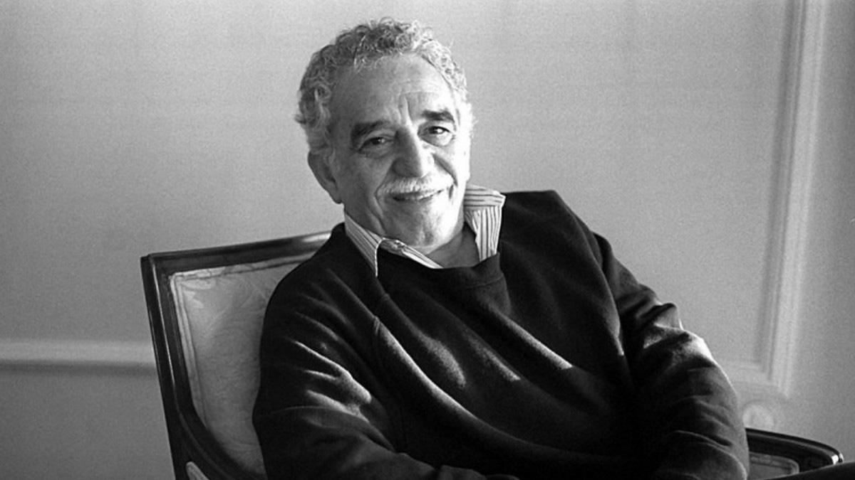 GABRIEL GARCÍA MÁRQUEZ ESCRITORES