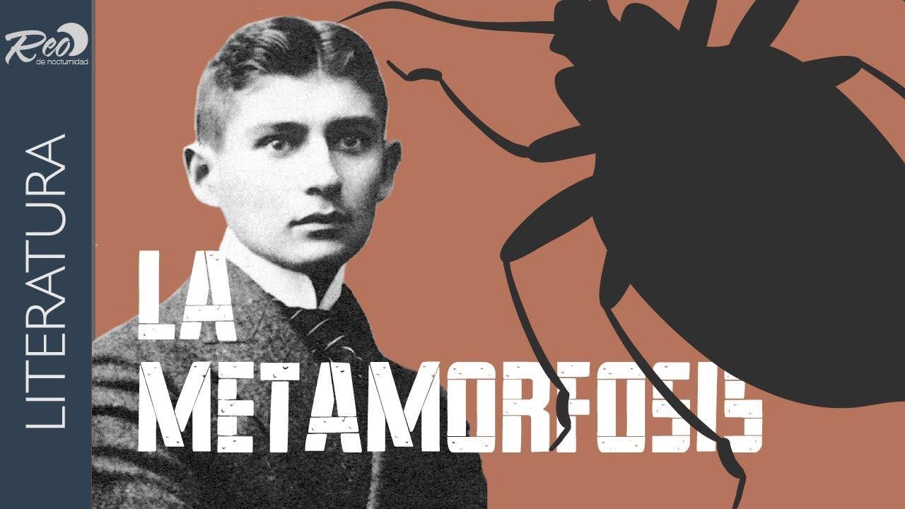 LIBROS LA METAMORFOSIS