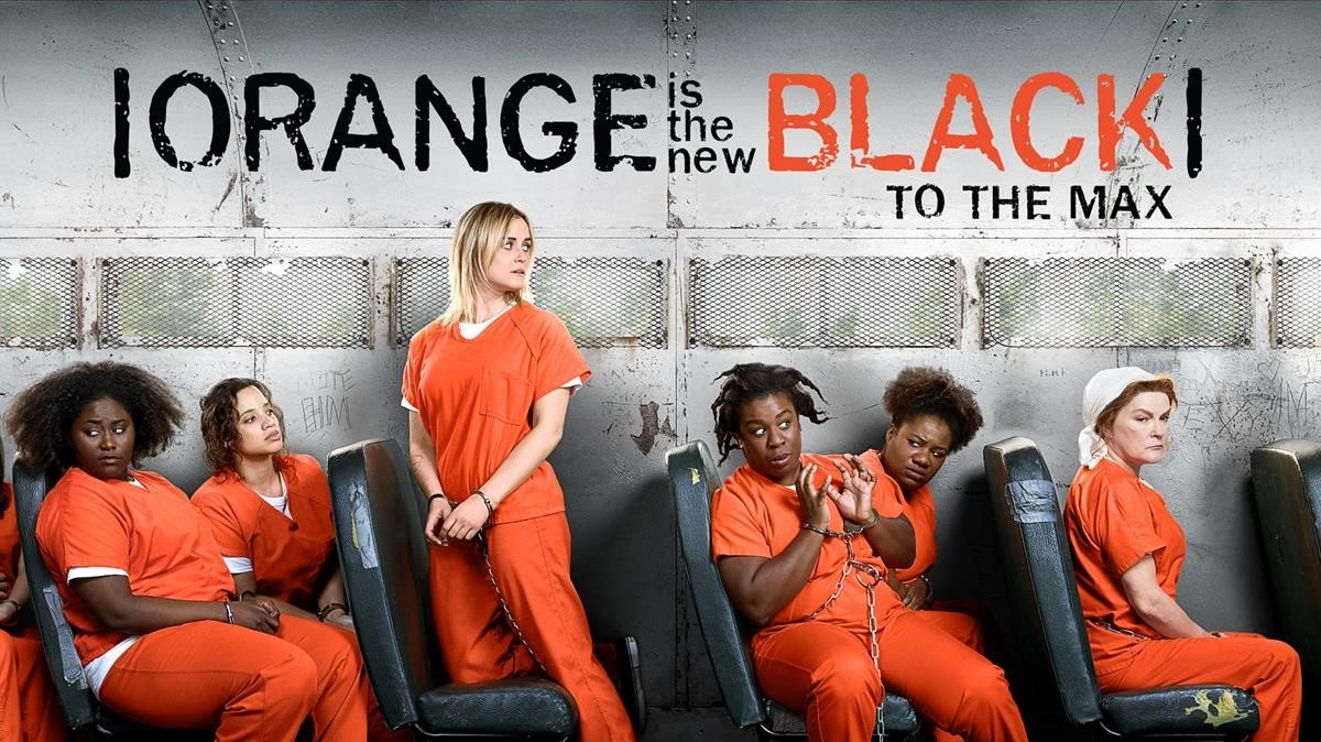 SERIES ORANGE IS THE NEW BLACK